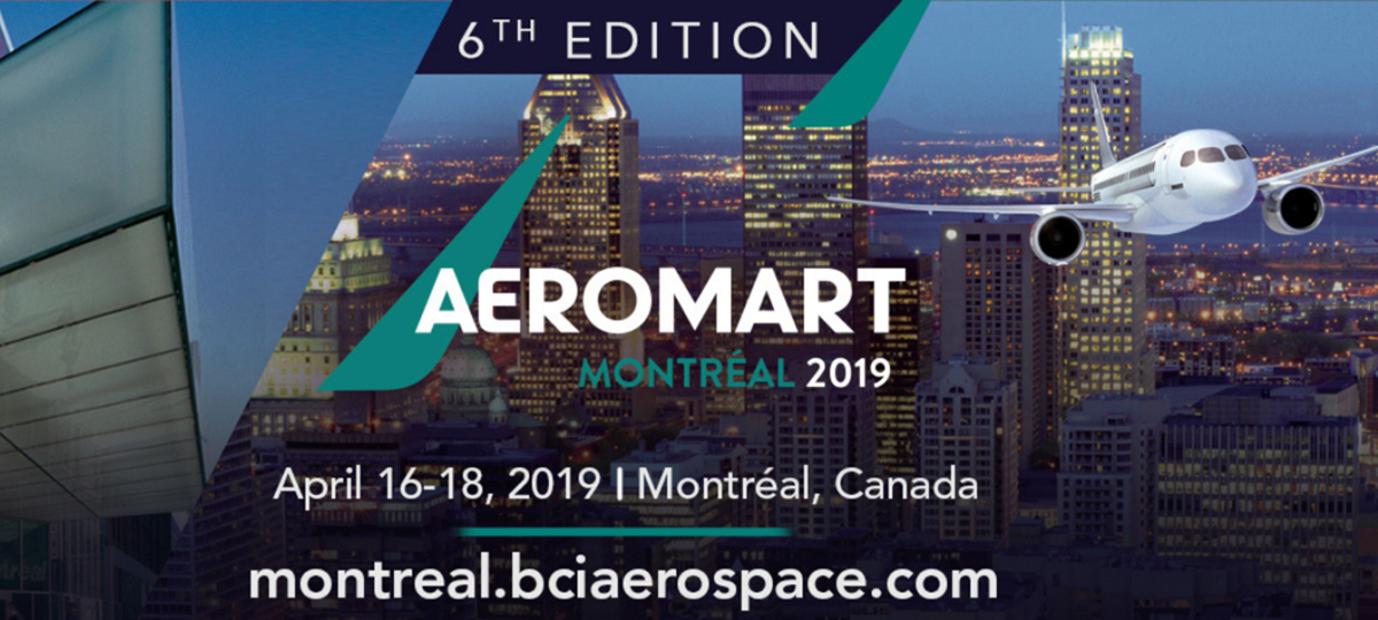 Le Groupe Ségneré présent à Aeromart Canada